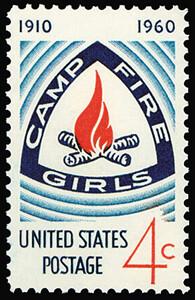 Camp_Fire_Girls_stamp