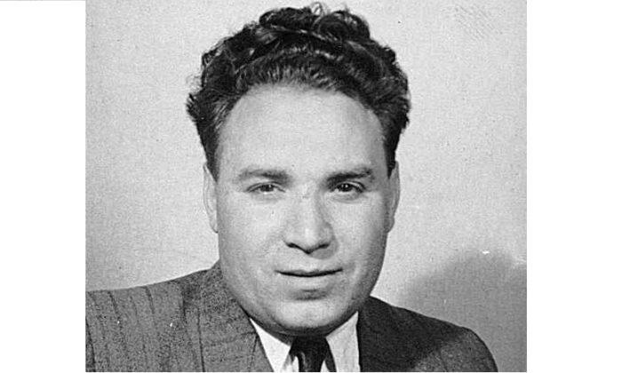 Samuel Klein in 1952. (Public domain)