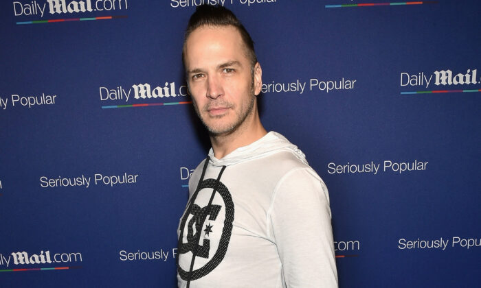 Michael Alig attends DailyMail.com Holiday Party in New York City on Dec. 10, 2015. (Mike Coppola/Getty Images for DailyMail.com)