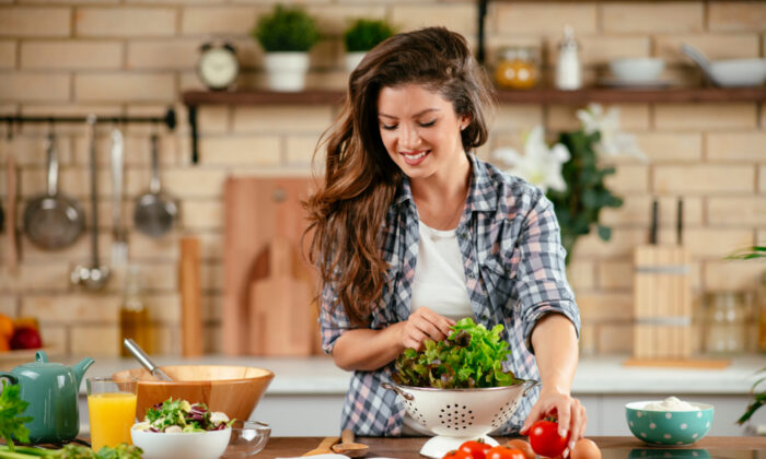 Make sure you consume wholesome, unprocessed foods. (Just Life/Shutterstock)