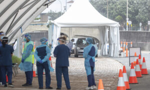 Sydney's Virus Cluster Tops 120 Cases