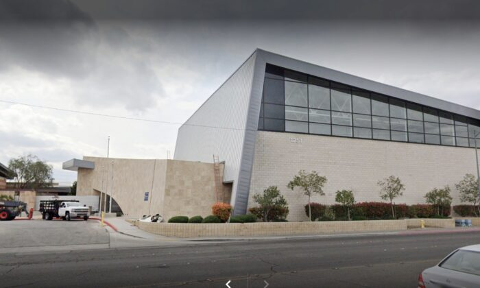 Democracy Prep Charter School in Las Vegas, Nevada on Dec. 27, 2020. (Screenshot/Google Maps)
