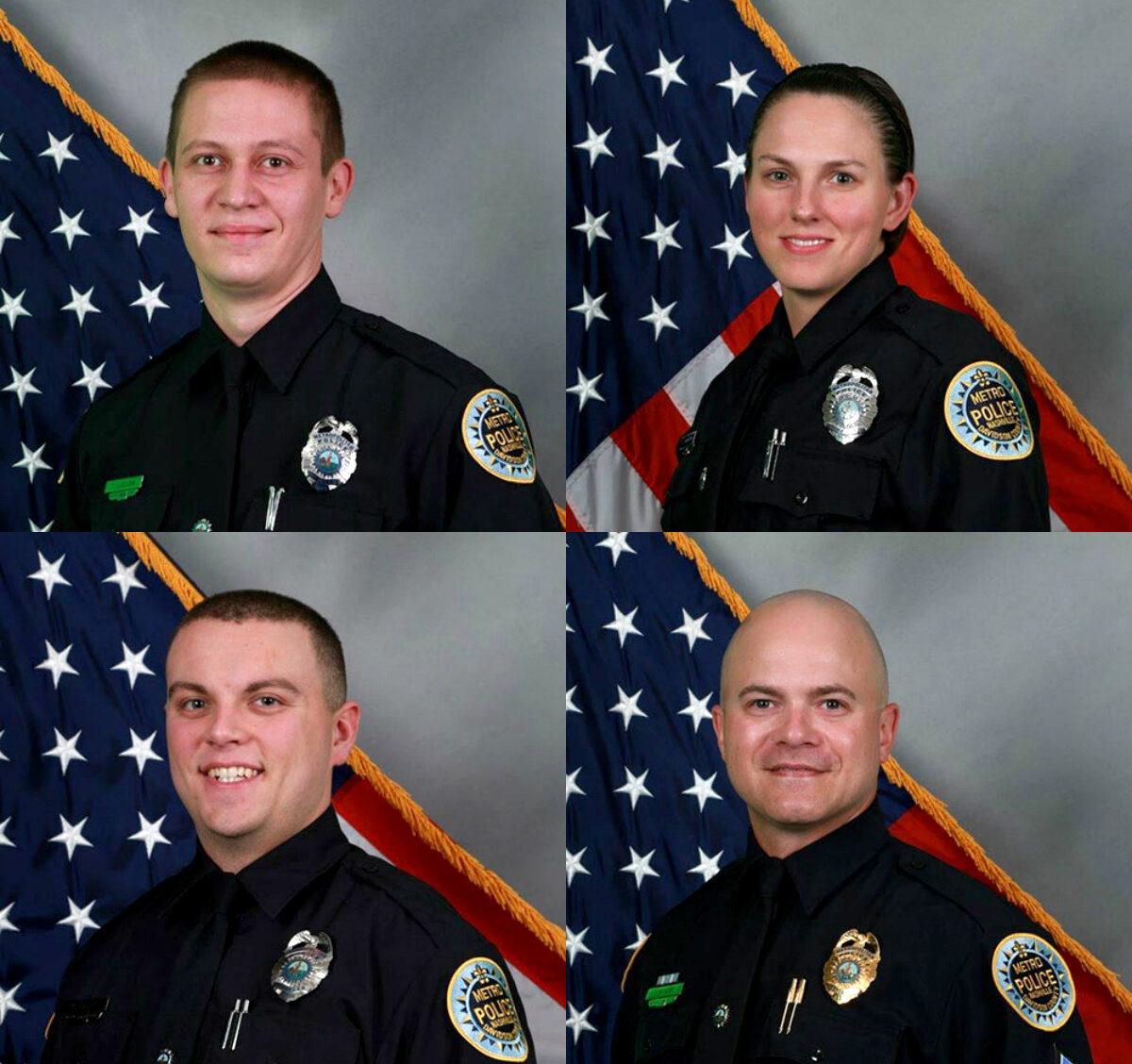 Nashville officers