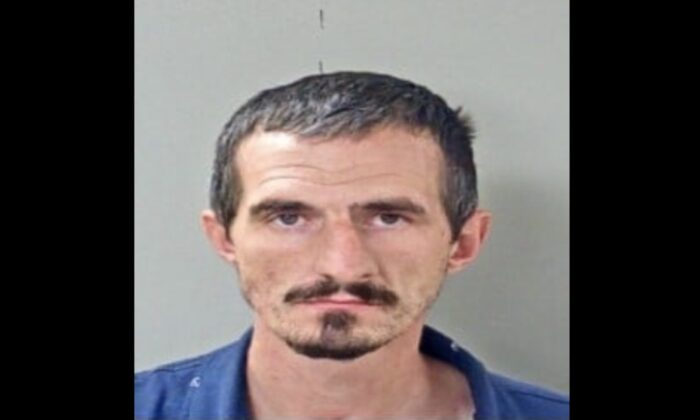 James Turgeon. (Rutherford County Sheriff's Office)