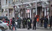 Officer, 2 Suspects Die in Attack on Police in Chechnya
