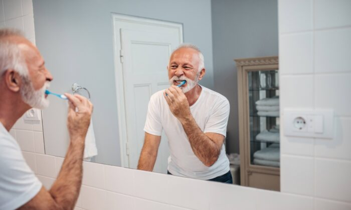Good dental hygiene can prevent bacteria in our mouth from triggering an immune response that has dangerous potential consequences. (bbernard/Shutterstock)