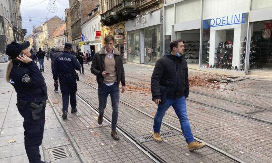 Magnitude 6.3 Earthquake Hits Croatia; 1 Death Reported