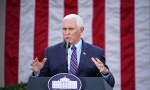 Pence 'Didn't Have the Courage' to Reject Electoral Votes, Trump Says