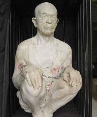 torture statue