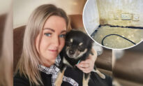 Mom Posts Pics of Baby's Room 'Ruined' by Local Builders–Then Plasterer Offers to Fix for Free