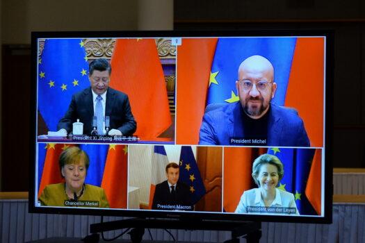 EU China investment