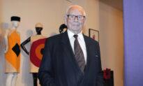 French Designer Pierre Cardin, Licensing Pioneer, Dies at 98
