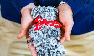 Teen Brings Happiness to Seniors With Handmade Bears