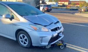 Pedestrian in Wheelchair Killed in Santa Ana Collision