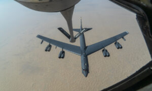 US B-52 Bombers Carry out Flyover of Middle East: CENTCOM