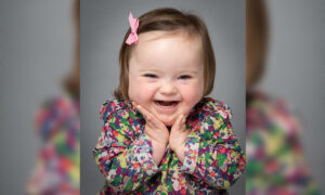 Baby With Down Syndrome Becomes Model After Mom, 46, Shares Her Photos Online