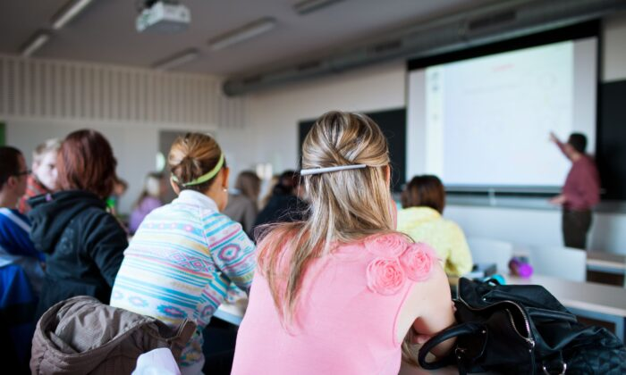 Due to reduced government funding, many universities across both Canada and the United States have slashed the number of students accepted into PhD programs, particularly in the humanities and social sciences. (lightpoet/Shutterstock)