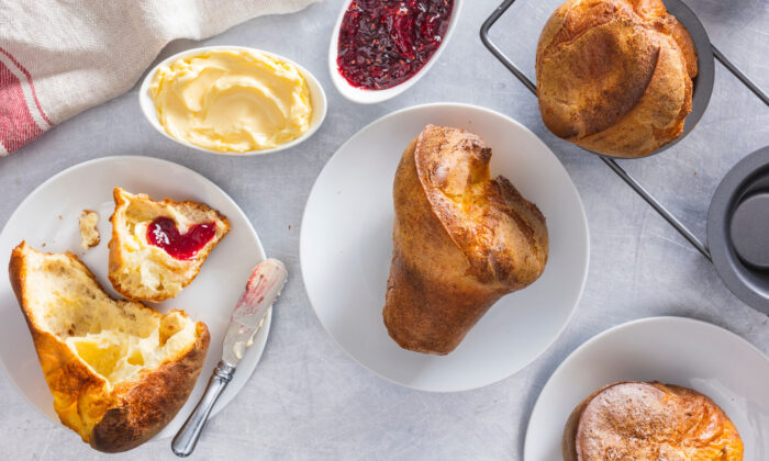 Serve your popovers with butter, honey, or jam. (America's Test Kitchen/TNS)