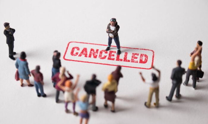 The destruction wrought by mob-driven cancel culture comes with even greater costs than individual lives turned upside down and dreams destroyed. (Zenza Flarini/Shutterstock)