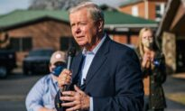 'Pandora's Box': Sen. Graham Says VP Harris Could Be Impeached If Republicans Take Back House