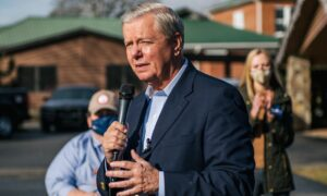 Graham in Georgia: Senate Must Be Able to Kill Bills From Democratic-Controlled House