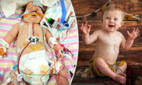 Tot With Rare Heart Defect 'Died' 9 Times, Still Smiles as Family Gives 'as Many Days as Possible'