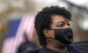 Georgia Judge Denies Request for Restraining Order From Stacey Abrams's Group