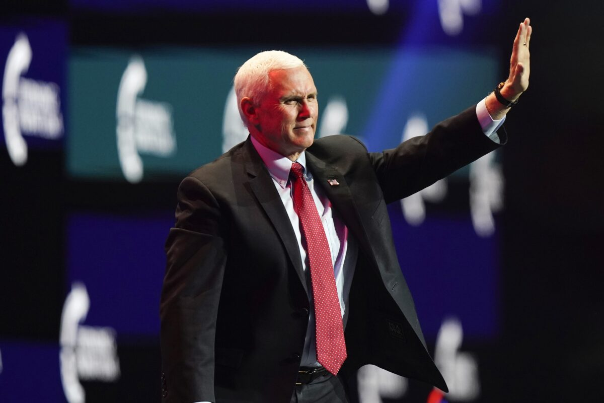 Secret Service Says It's 'Aware' of Death Threats Made Against Pence