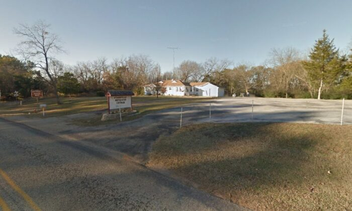 At least one person is dead and one was hurt at a Texas church on Sunday morning, officials said. (Google Maps)