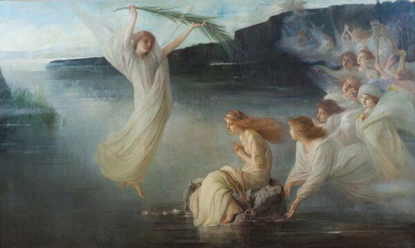 The Martyrdom of Saint Christina