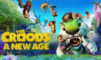 Film Review: 'The Croods: A New Age': Sequel-itis Sets In