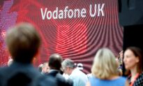 Chinese Epoch Times Among Websites Blocked When Using Vodafone Devices in UK