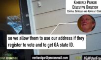 Executive Says 'Countless' Voters Use Homeless Shelter as Voting Address