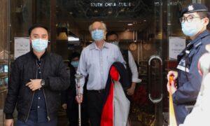 EU Calls for 'Immediate Release' of Hong Kong Activists