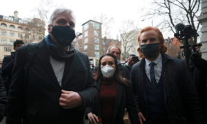 WikiLeaks' Assange Denied Bail by London Court Over Risk He Might Abscond Again