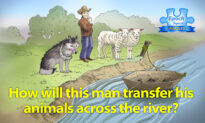 Can You Transfer the Animals Across the River in a Boat That Holds Only 2 at a Time?