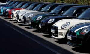 UK New Car Registrations Down by 30 Percent in 2020