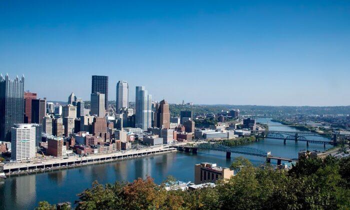 A view of Pittsburgh, Penn. (David Mark/Pixabay)