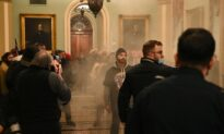 Man Smoking a Cigar Inside Capitol During Capitol Storming Arrested and Charged