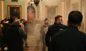 2 Men Arrested in Kentucky Over US Capitol Breach: FBI