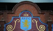 Aston Villa Football Club Reports 'Significant' CCP Virus Outbreak