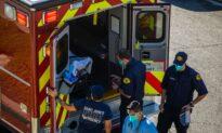Ambulance CrewDirectiveReflects 'Severity' of LA Hospital Conditions