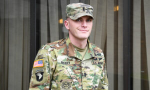 Once-Homeless Orphan Lived in His Car as a Teen, but Joining the Army Changed His Life Forever