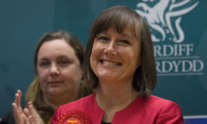 MP Jo Stevens Leaves Hospital After Recovering From CCP Virus