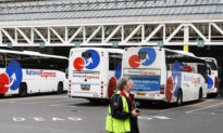 National Express to Suspend All UK Bus Service Until March