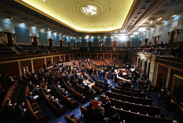 pence joint session congress