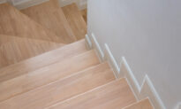 How to Add Attractive New Stair Molding