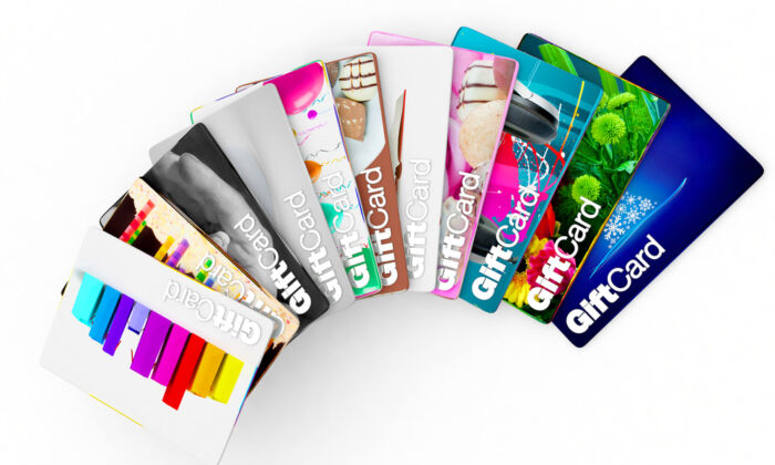 Though gift cards are convenient to give, they come with some downsides. One is that the amount is seldom spent exactly; either the difference remains on the card, or you'll need to supplement with your own money.  (joingate/Shutterstock)