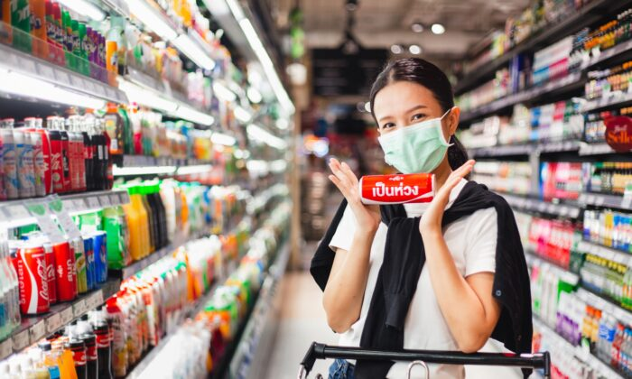 Processed foods,
