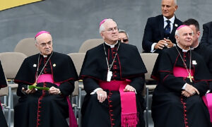 Catholic Church Is Infiltrated by Globalists: Archbishop Carlo Maria Vigano
